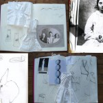 Pages of Cecilia's Sketchbook