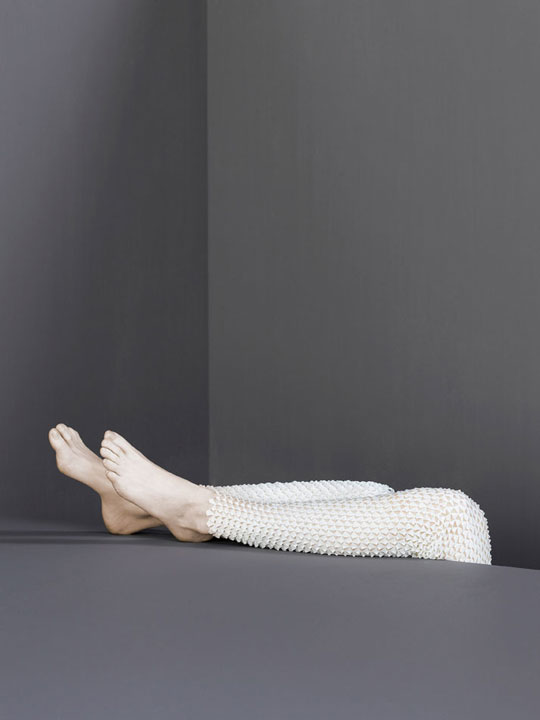 Snake&Molting by Camille Cortet (Your leggings are alive)
